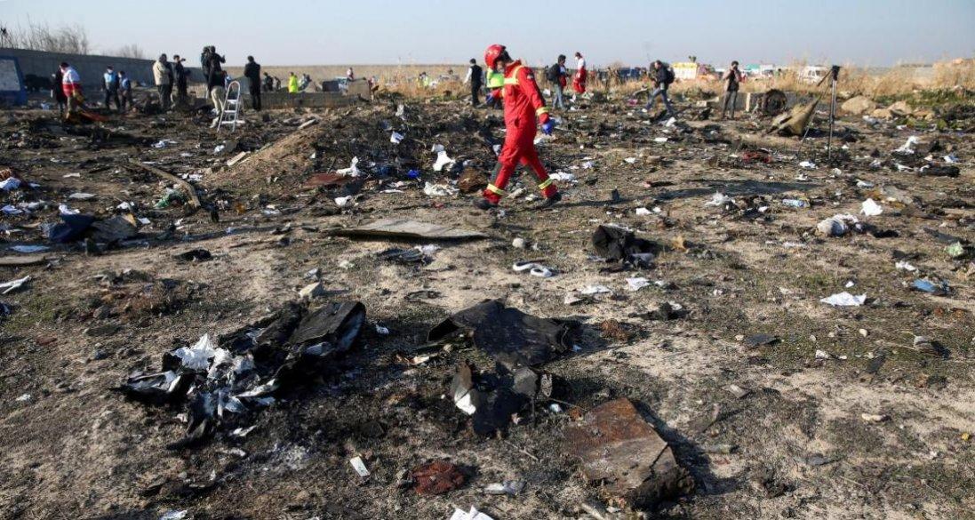 Авіакатастрофа в Ірані: повідомляють про шістьох підозрюваних