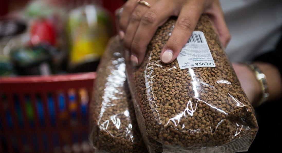 Ціни на продукти: за рік гречка подорожчала майже на 150%