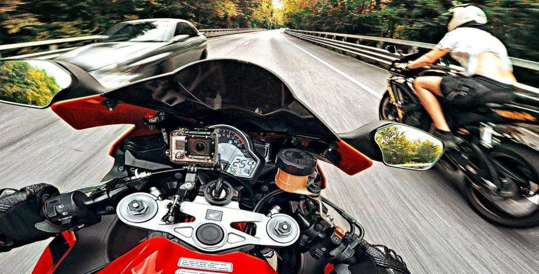 Коли можна їздити без прав та документів на мотоциклі