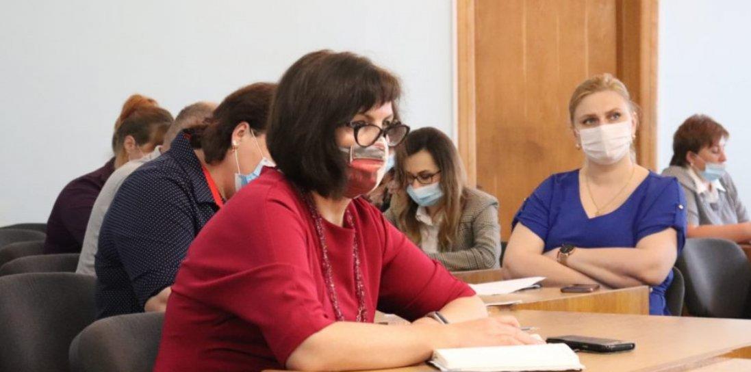 У Володимирі-Волинському встановлюють карантинні пости