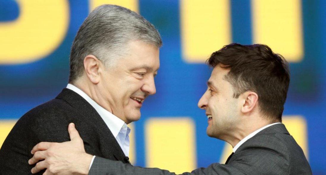«З ним не можна домовлятися»: про що Зеленський спілкувався з Порошенком