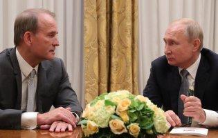 Партія Медведчука від імені всіх українців привітала окупантів з Днем Росії