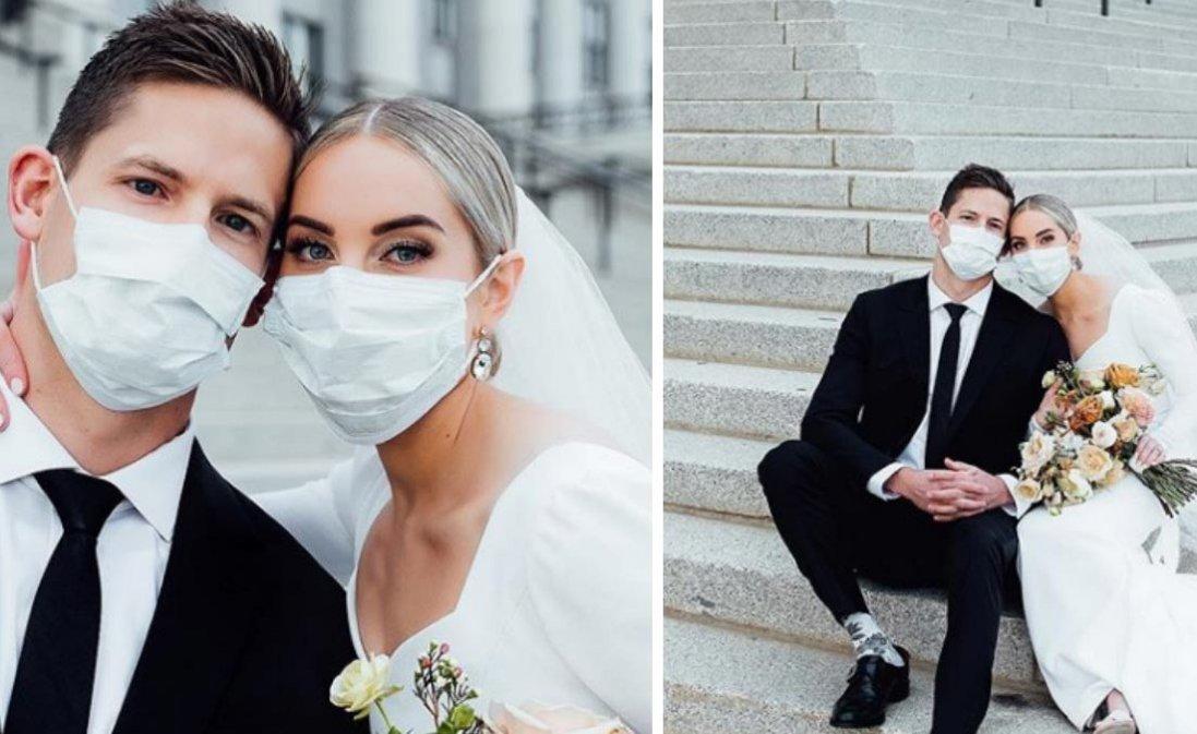 Весілля під час карантину: МОЗ дозволило святкування в ресторанах
