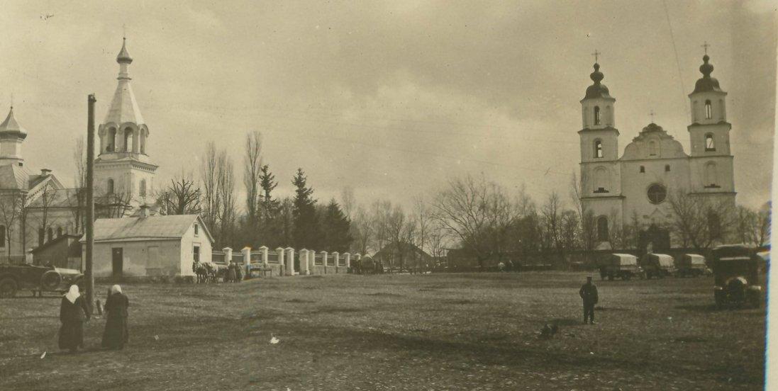 Фото з Ковеля та Волині 1916 року