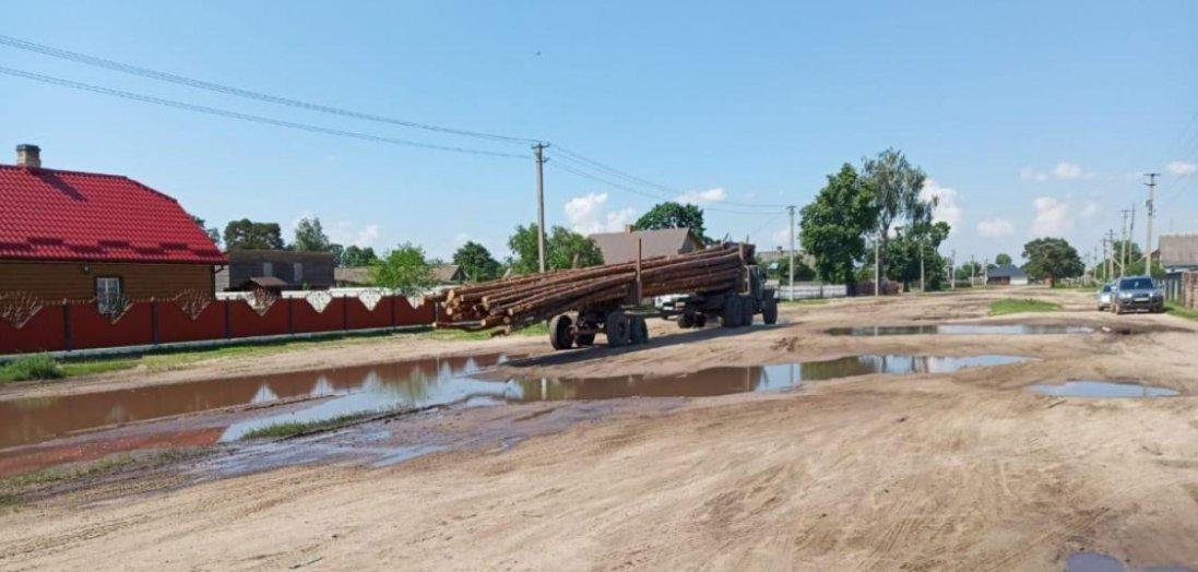 На Рівненщині колесо від вантажівки вбило 11-річну дівчинку