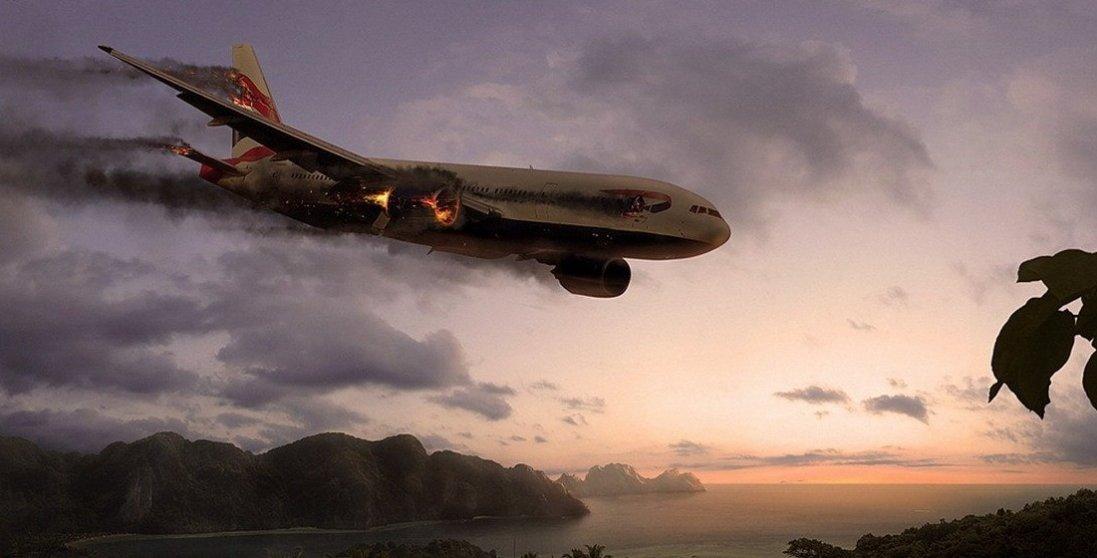 Над Канадою зіткнулися два пасажирські літаки