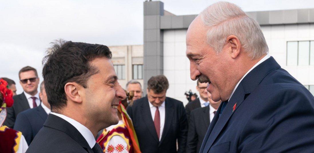 Що Лукашенко подарував Зеленському