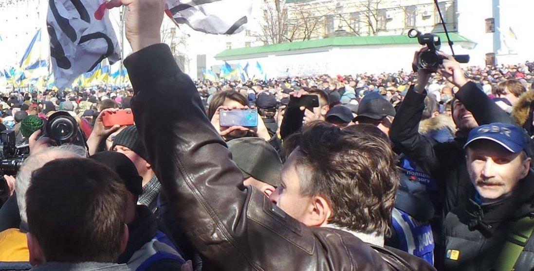 Поліція оточила Офіс Президента: що відбувається