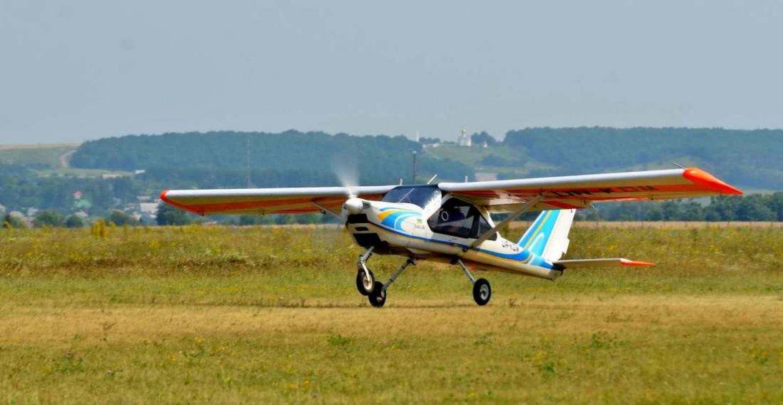 Аварія літака в Одесі: загинули обидва пілоти