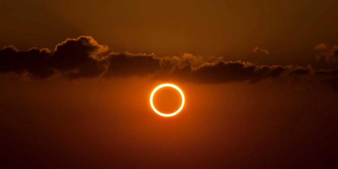Коли українці зможуть побачити сонячне затемнення