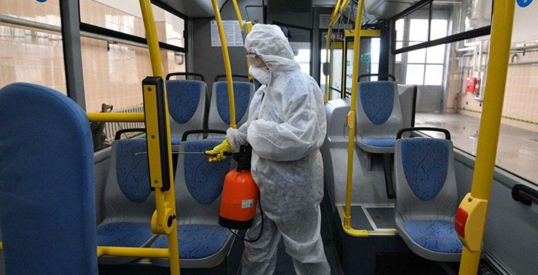 В Україні через COVID-19 масово перевірятимуть транспорт та заклади харчування