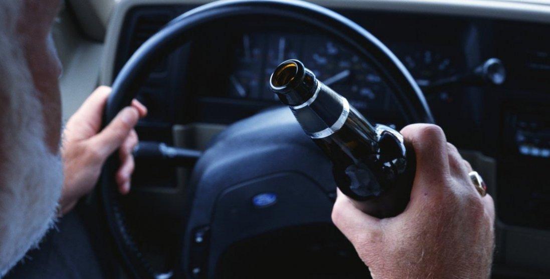 З 1 липня піднімуть штрафи: як будуть карати п'яних водіїв