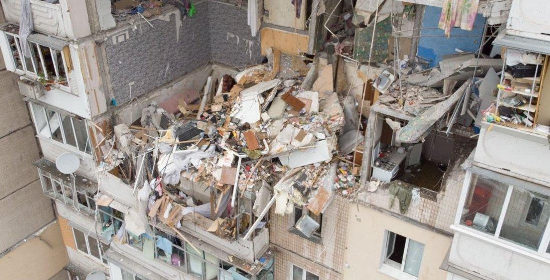 Вибух у Києві: з-під завалів дістали тіла п'яти жертв