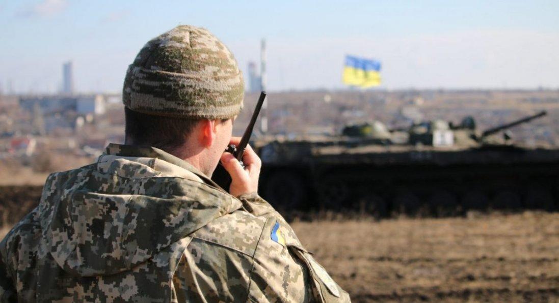 Заблукав і сам прийшов до посту ООС: на Донеччині затримали бойовика
