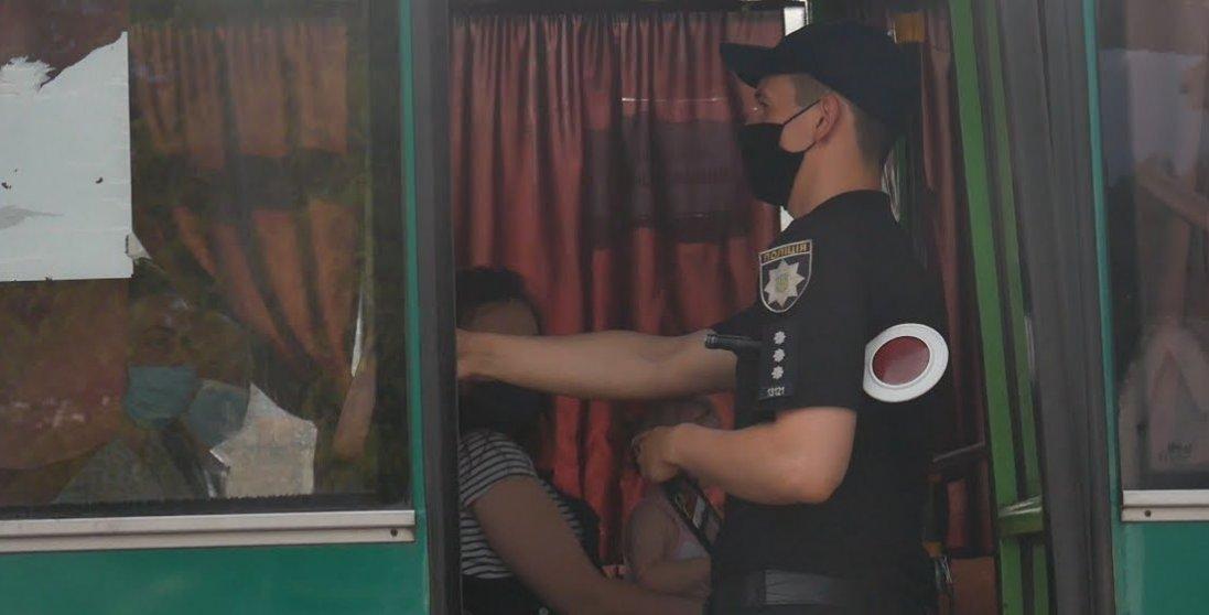 Поліція перевіряє транспорт: у яких містах