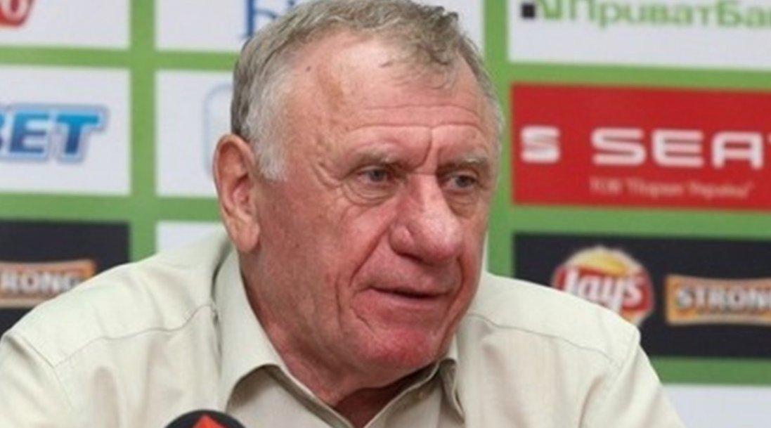 На 73 році пішов із життя відомий тренер «Волині» та «Карпат»