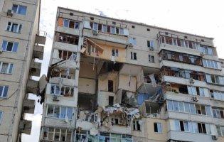 Вибух на Позняках: постраждалим дадуть по 50-100 тисяч