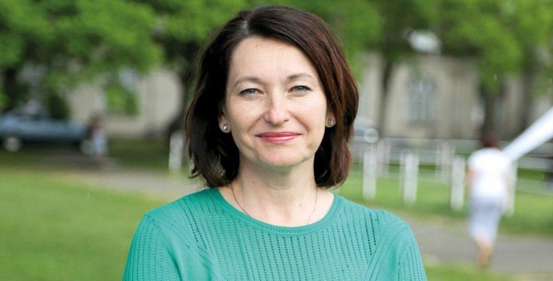 Ірина Констанкевич очолила партію «За майбутнє» на Волині