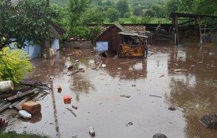 На Одещині затопило село: людей евакуювали
