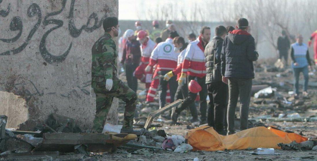 В Ірані покарали студентів, які вшанували пам'ять жертв збитого літака МАУ