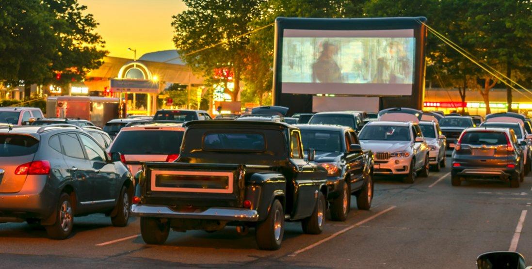 У Луцьку пропонують організувати автомобільний кінотеатр: де саме