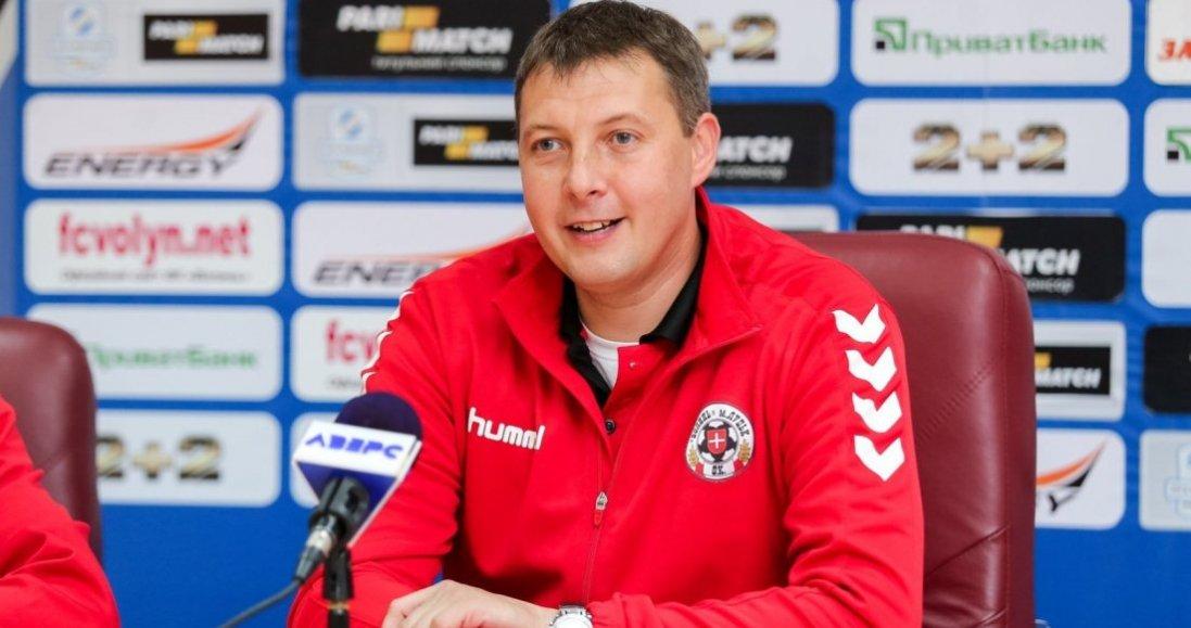 «Мені дуже погано»: головний тренер «Волині» про хворобу на COVID-19