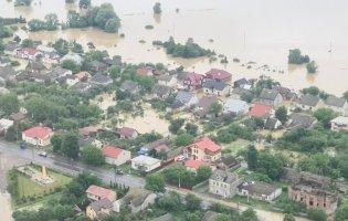 Назвали кількість жертв паводків на заході України