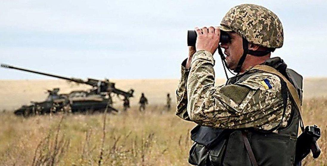 На Донбасі загострюється ситуація: поранений військовий