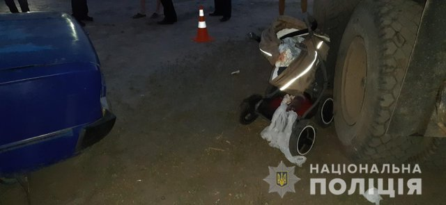 Дитина отримала дуже важкі травми / Фото Нацполіції