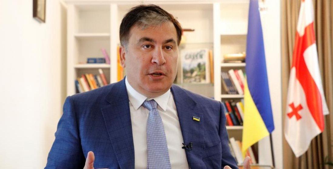 Саакашвілі заявив, щовУкраїні немає держави