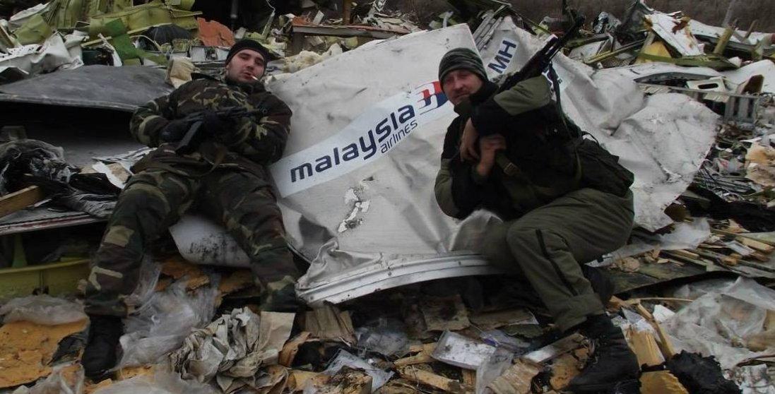Чому затягується справа про збиття бойовиками літака