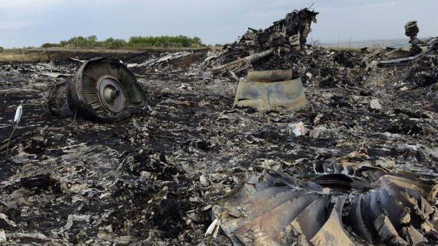 Збитий лайнер здійснював рейсАмстердам– Куала-Лумпур / Фото Sky News