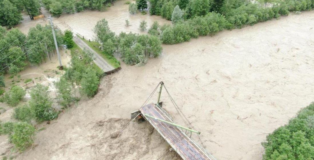 Україну знову затопить: повідомили де