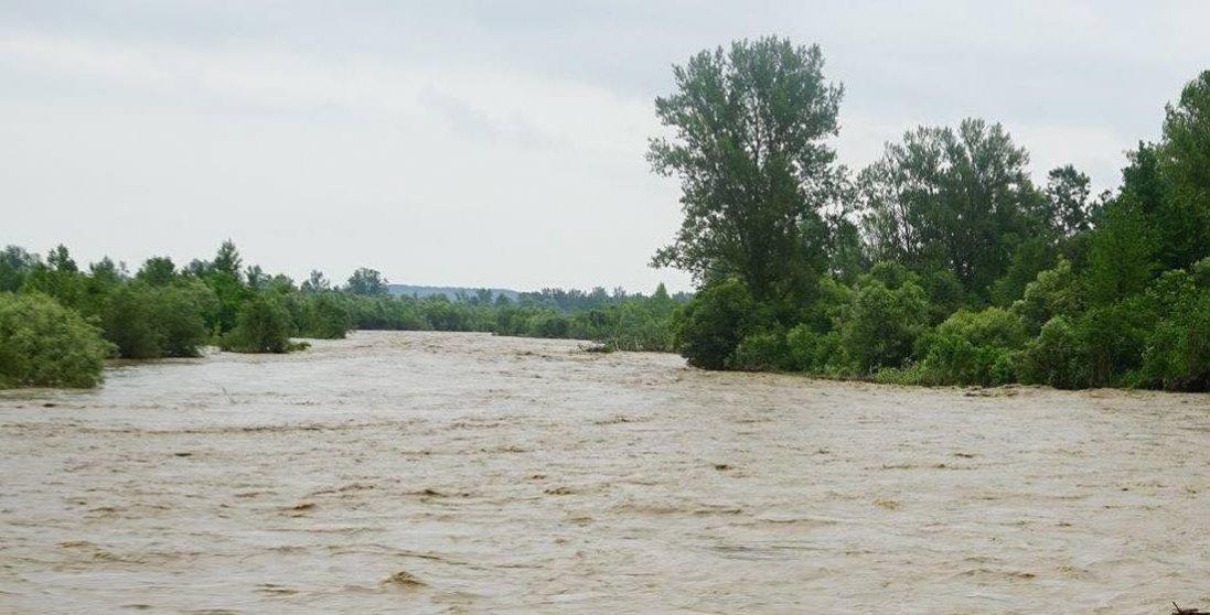 Волинь попереджають про можливі затоплення