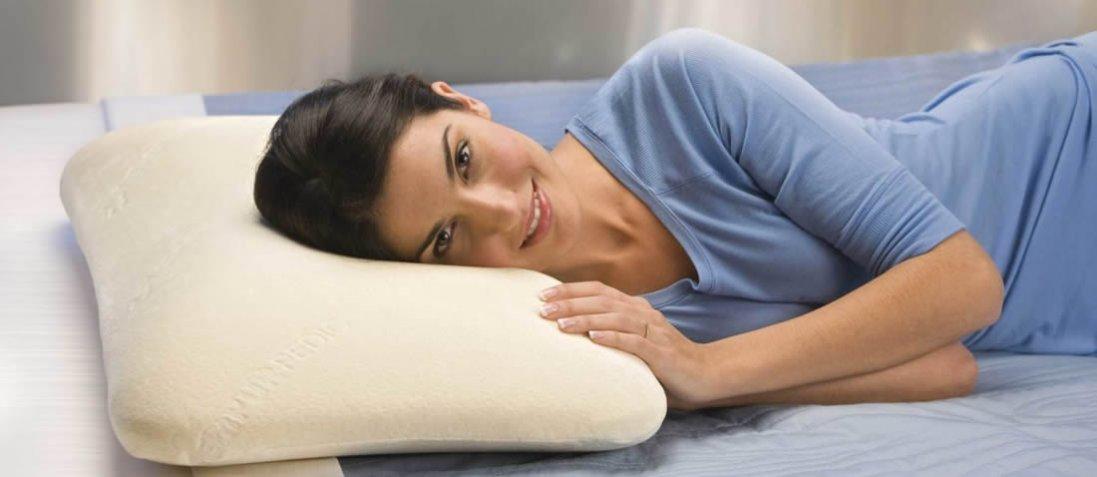 Як правильно вибрати подушку