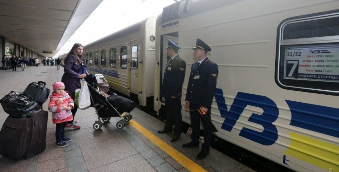 На Волині відновили рух приміських поїздів
