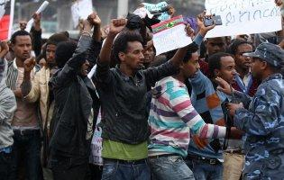 Ефіопія ізольована:  через сутички з поліцією загинули 80 людей