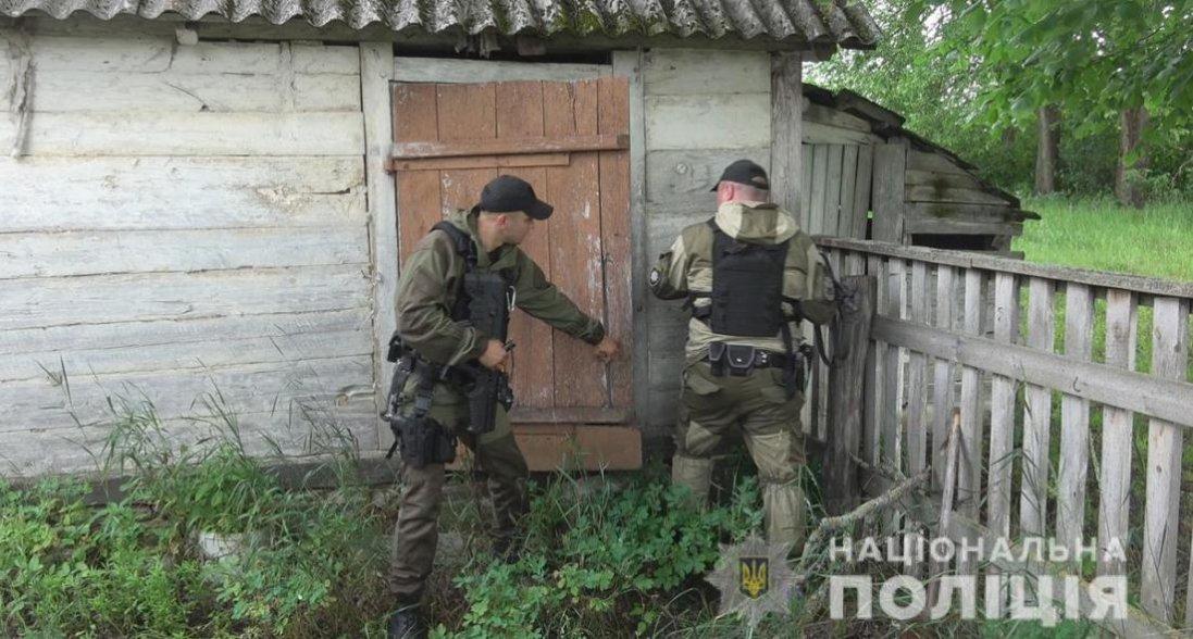 Різанина на Житомирщині: затримали підозрюваного