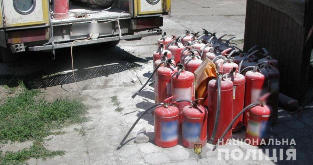 На Полтавщині - вибухна нафтобазі: є загиблий