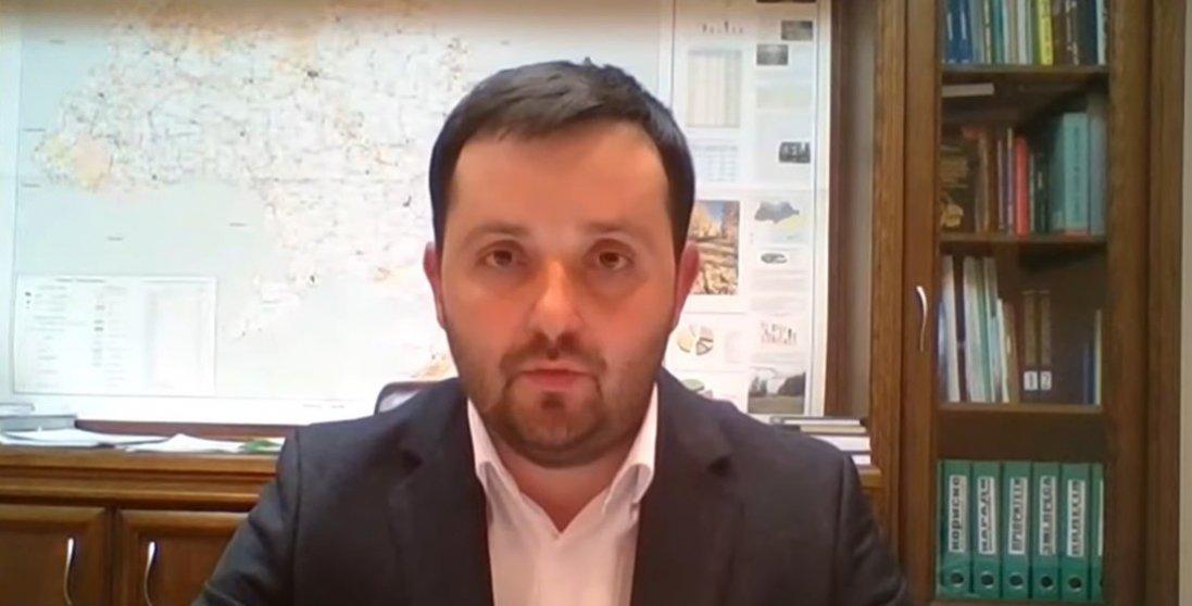 Звільнили головного лісівника України