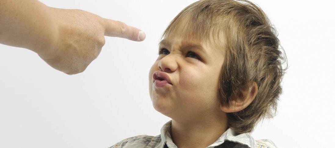 Як відучити дитину від лайливих слів?