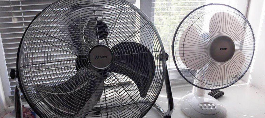 Як вибрати вентилятор