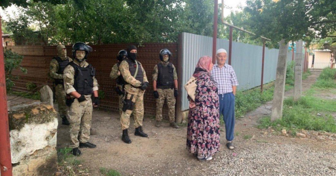 Обшуки в кримських татар: правоохоронці відкрили справу