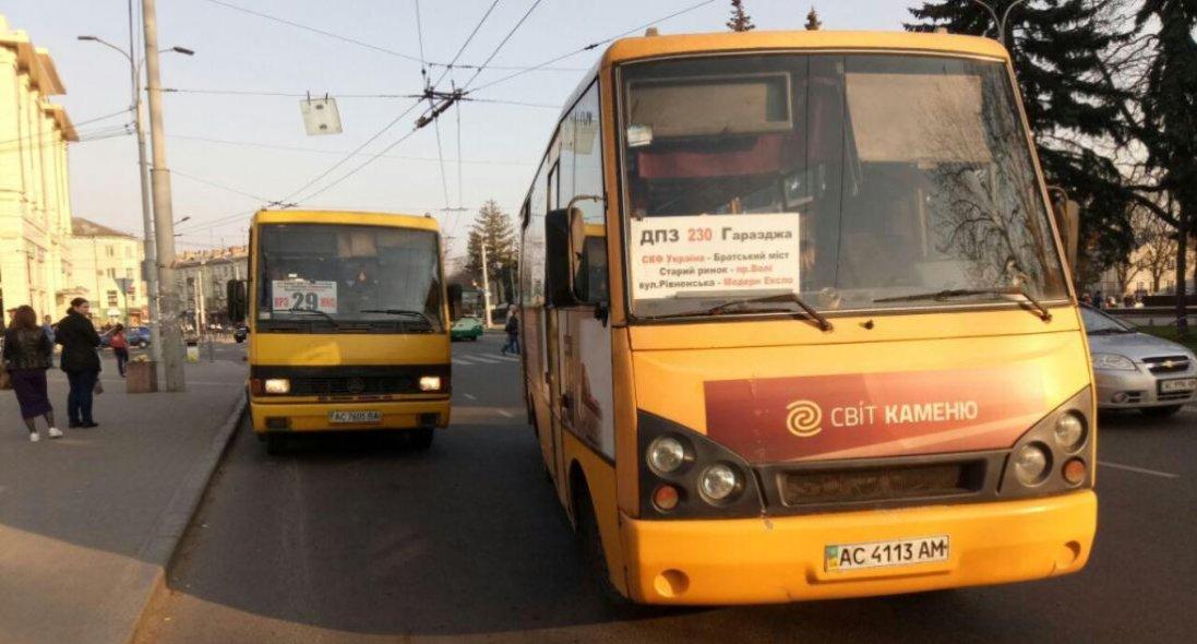 Коронавірус у Луцьку: в міжміському транспорті ігнорують карантин