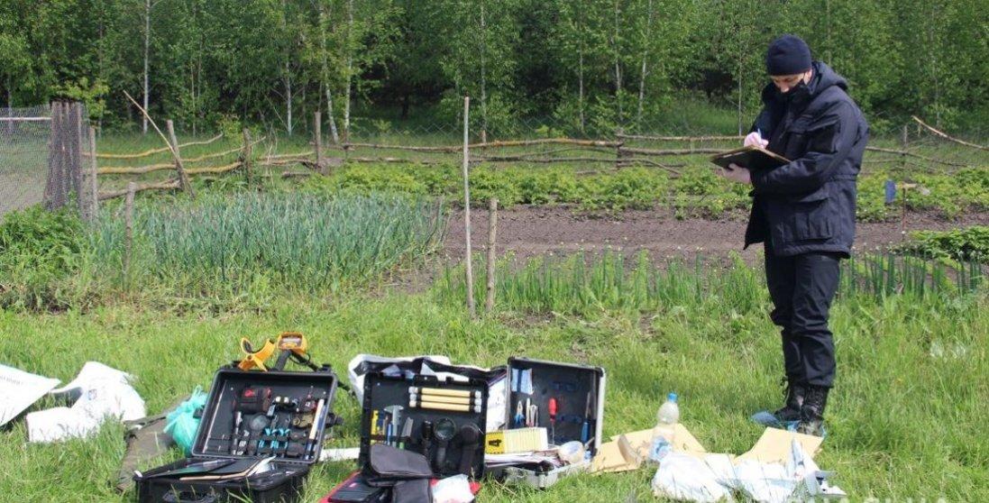 На Рівненщині тіло зниклого пенсіонера знайшли закопаним на кукурудзяному полі