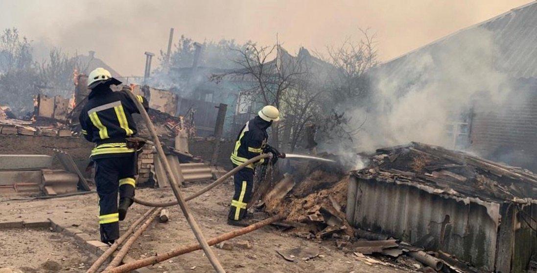 Зеленський прибув на Луганщину: нададуть допомогу постраждалим