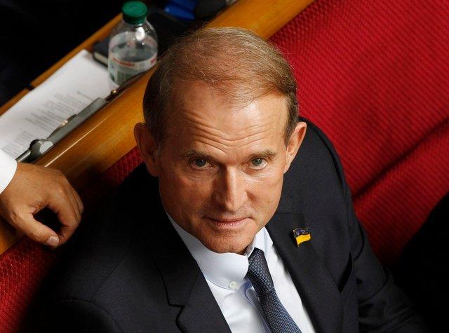 Кум Путіна Медведчук після дострокових виборів може стати спікером? / Фото Getty