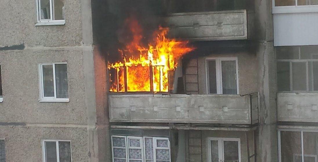 У Києві знову горіла багатоповерхівка