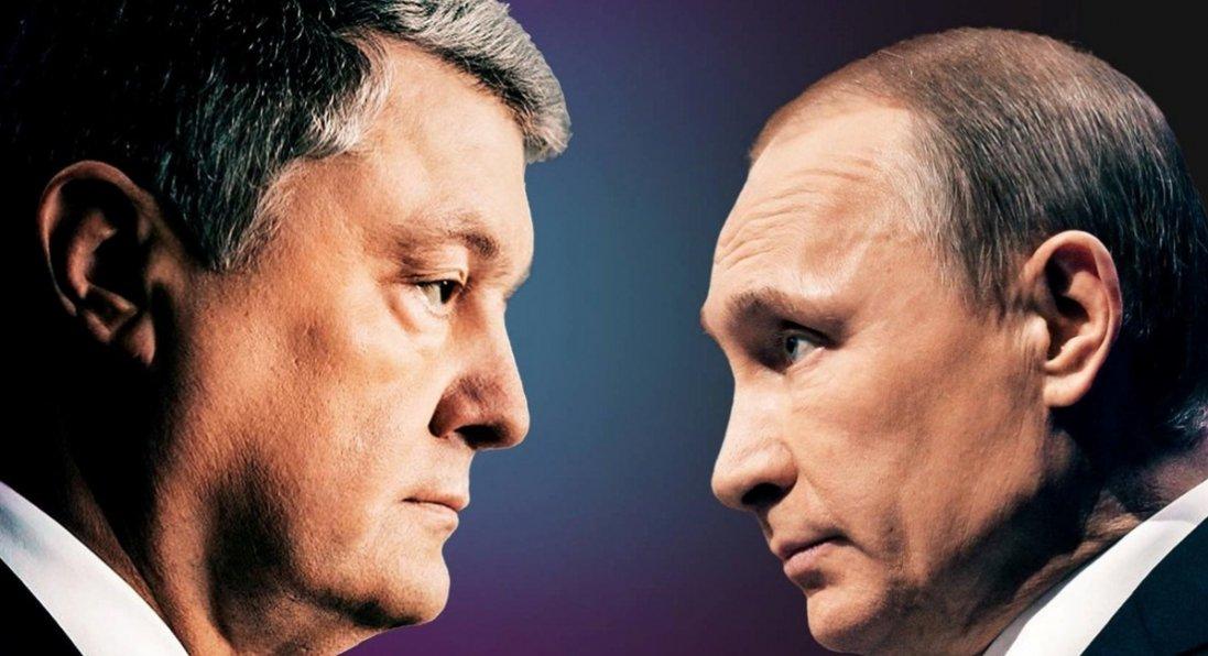 Тисну руку, — з'явилися нові скандальні плівки розмови Путіна і Порошенка