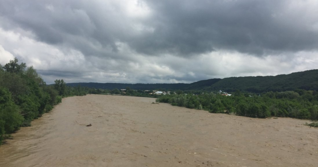 Паводки на Франківщині: загинуло чотири людини